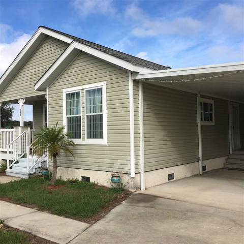 100 Miller St, Pomona Park, FL 32181 (MLS #191319) :: Noah Bailey Group