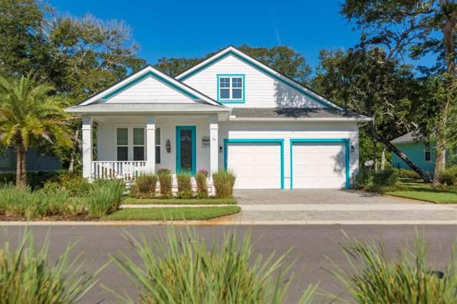 46 Hidden Treasure Drive, Palm Coast, FL 32137 (MLS #191328) :: Tyree Tobler | RE/MAX Leading Edge