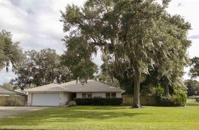 5102 Shore Drive, St Augustine, FL 32086 (MLS #191330) :: 97Park