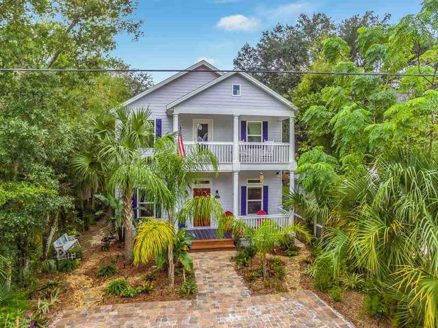 120 Twine Street, St Augustine, FL 32084 (MLS #191331) :: Noah Bailey Group