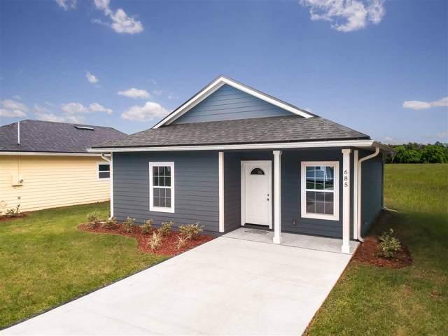 940 Puryear St, St Augustine, FL 32084 (MLS #191340) :: Ancient City Real Estate