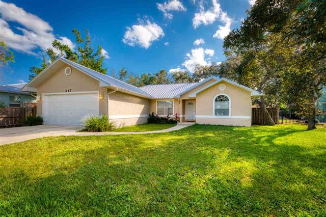 317 Mystical Way, St Augustine, FL 32080 (MLS #191363) :: Ancient City Real Estate