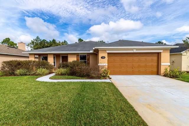 1256 Nochaway Drive, St Augustine, FL 32092 (MLS #191372) :: 97Park