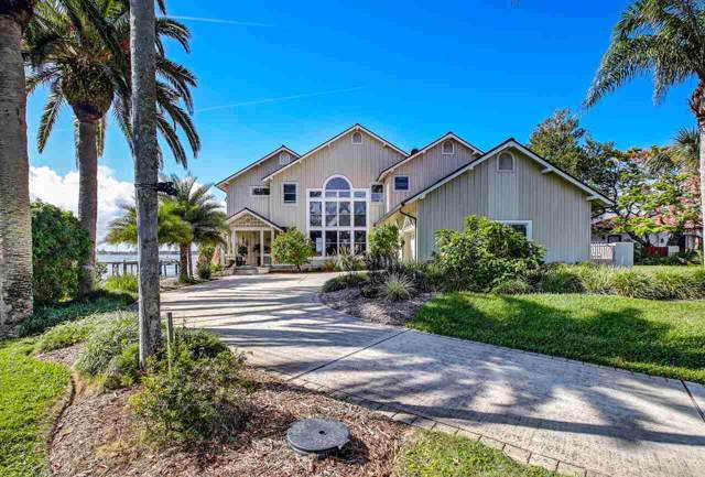 2721 Harbor Ct, St Augustine, FL 32084 (MLS #191378) :: Noah Bailey Group