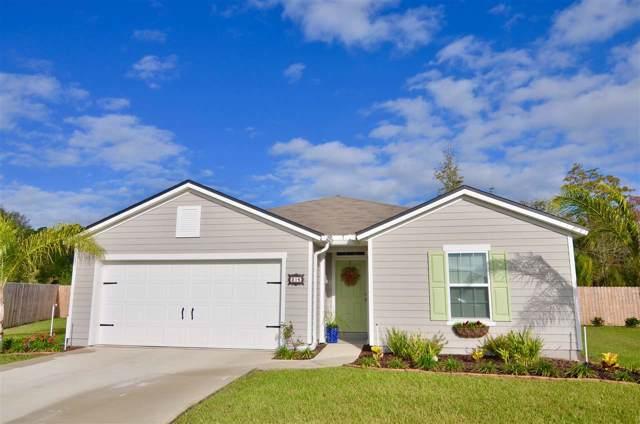 216 Green Palm Ct, St Augustine, FL 32086 (MLS #191396) :: 97Park