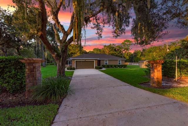 80 Grafft Lane, St Augustine, FL 32084 (MLS #191398) :: Noah Bailey Group