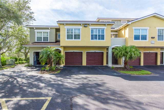 1050 Bella Vista Blvd #106, St Augustine, FL 32084 (MLS #191400) :: Noah Bailey Group