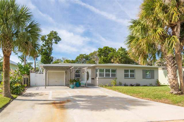 509 Arricola Ave, St Augustine, FL 32080 (MLS #191411) :: Memory Hopkins Real Estate