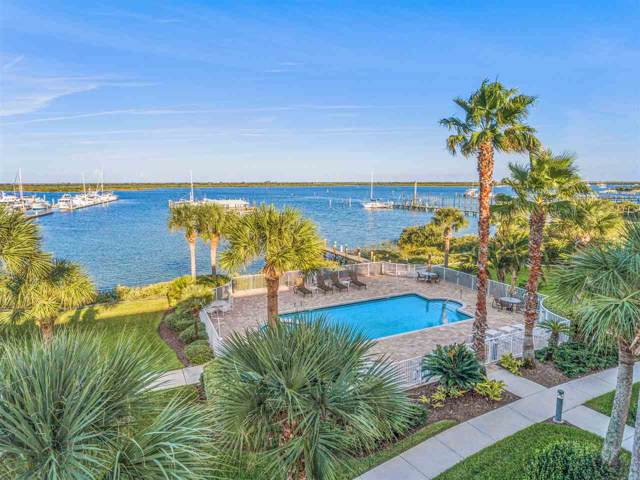 33 Comares Avenue #302, St Augustine, FL 32084 (MLS #191427) :: Memory Hopkins Real Estate