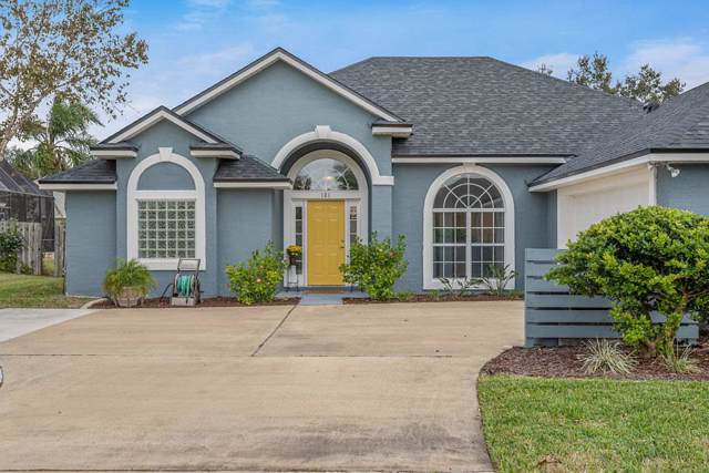 121 Hondo Drive, St Augustine, FL 32086 (MLS #191430) :: Memory Hopkins Real Estate