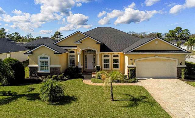 584 Christina Drive, St Augustine, FL 32086 (MLS #191431) :: Memory Hopkins Real Estate