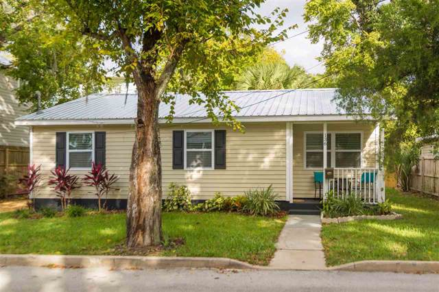 136 Moore Street, St Augustine, FL 32084 (MLS #191451) :: Bridge City Real Estate Co.