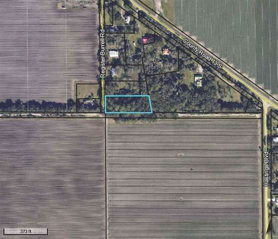 0 Register Burrell Road, Hastings, FL 32145 (MLS #191464) :: Noah Bailey Group
