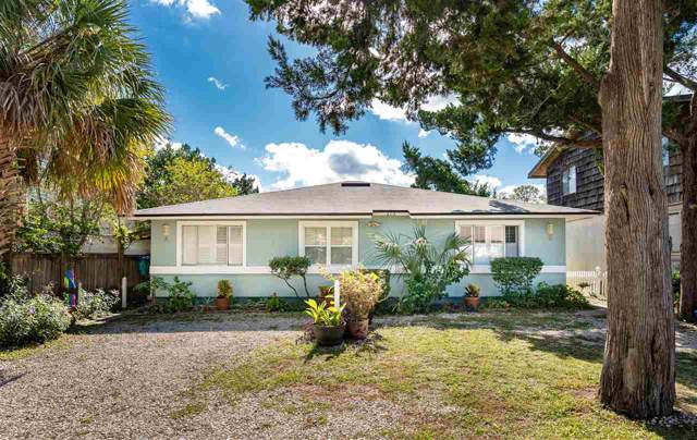 213 9th Street, St Augustine Beach, FL 32080 (MLS #191466) :: Memory Hopkins Real Estate
