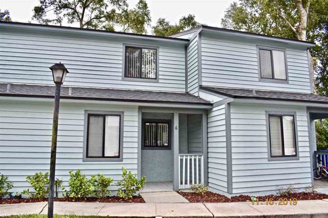 6 Moultrie Creek Circle 3C, St Augustine, FL 32086 (MLS #191471) :: Tyree Tobler   RE/MAX Leading Edge