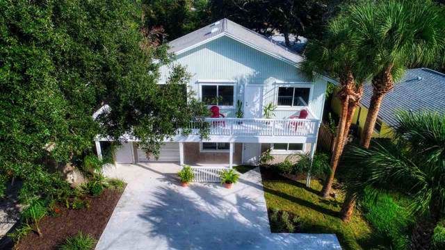 204 7th St., St Augustine Beach, FL 32080 (MLS #191478) :: Memory Hopkins Real Estate