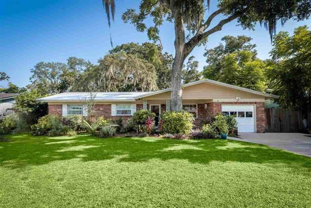 24 Marilyn Ave, St Augustine, FL 32080 (MLS #191487) :: Noah Bailey Group