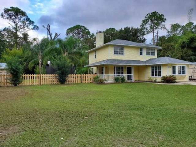 543 Ray Edwards Rd, St Augustine, FL 32086 (MLS #191511) :: Noah Bailey Group