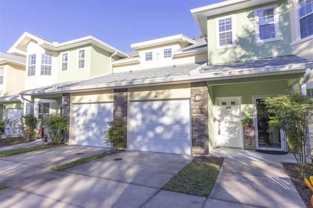 225 Bayberry Cir #505, St Augustine, FL 32086 (MLS #191549) :: Noah Bailey Group