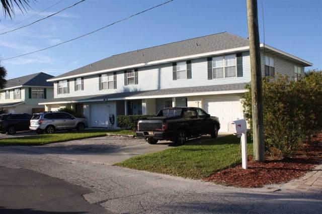 14-B 12TH STREET B, St Augustine Beach, FL 32080 (MLS #191560) :: Noah Bailey Group