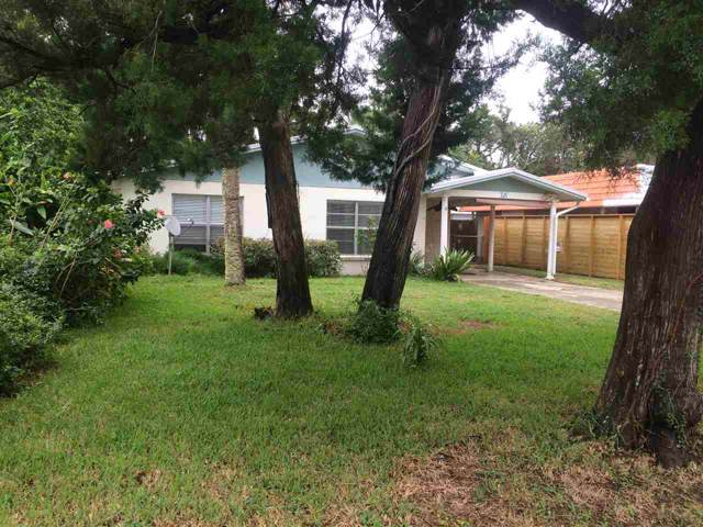 26 Coquina, St Augustine, FL 32080 (MLS #191574) :: Noah Bailey Group