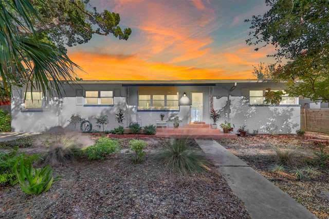 113 Coronado St, St Augustine, FL 32080 (MLS #191586) :: Noah Bailey Group