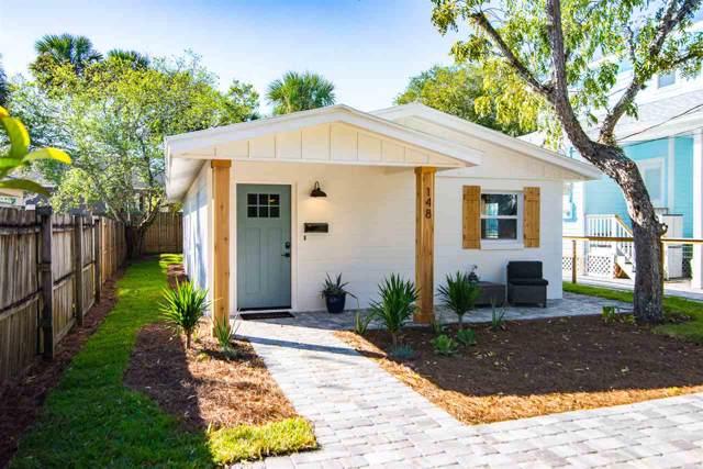 148 Twine, St Augustine, FL 32084 (MLS #191612) :: Memory Hopkins Real Estate