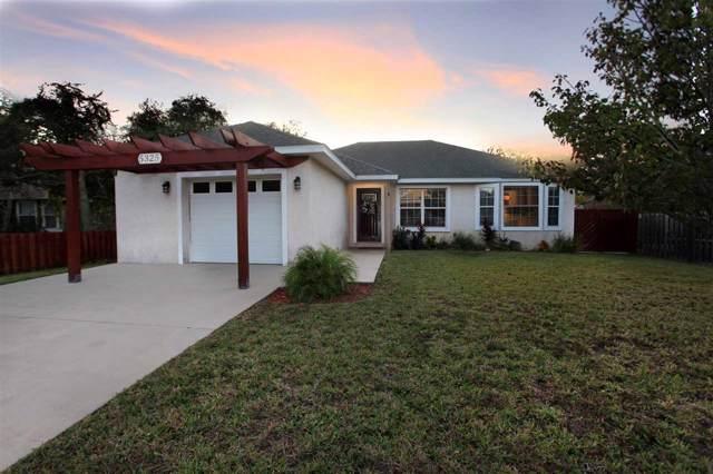 5325 Second St, St Augustine, FL 32080 (MLS #191614) :: Memory Hopkins Real Estate