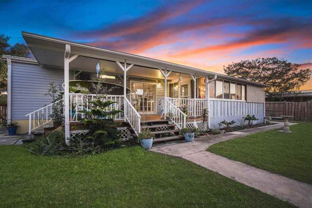 224 Treasure Beach Rd, St Augustine, FL 32080 (MLS #191618) :: Memory Hopkins Real Estate