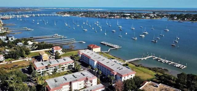 157 Marine Street Unit 206 #206, St Augustine, FL 32084 (MLS #191619) :: Noah Bailey Group