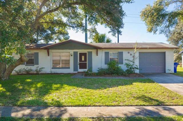 985 Altara Ave, St Augustine, FL 32086 (MLS #191686) :: Noah Bailey Group