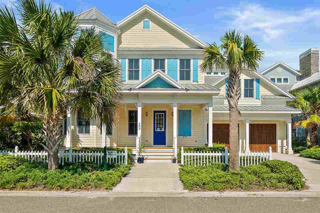 700 Ocean Palm Way, St Augustine Beach, FL 32080 (MLS #191755) :: Bridge City Real Estate Co.