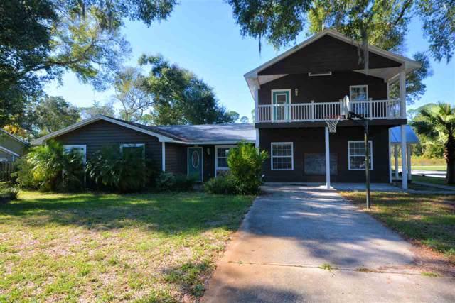 204 Cypress Road, St Augustine, FL 32086 (MLS #191761) :: Tyree Tobler | RE/MAX Leading Edge