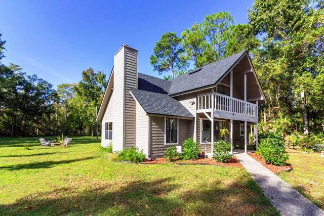 2561 C H Arnold Rd, St Augustine, FL 32092 (MLS #191789) :: Tyree Tobler | RE/MAX Leading Edge