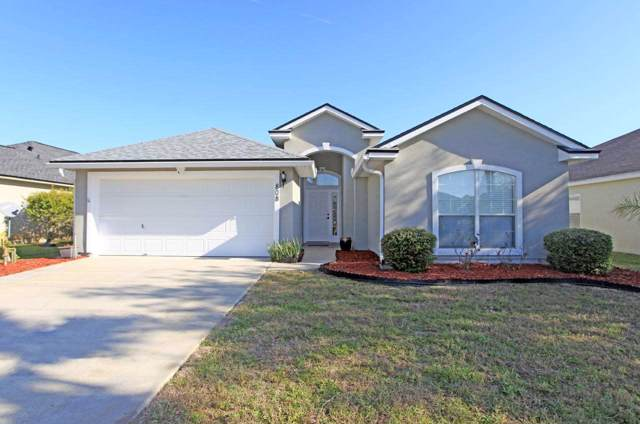 808 Oak Arbor Cir, St Augustine, FL 32084 (MLS #191799) :: Memory Hopkins Real Estate