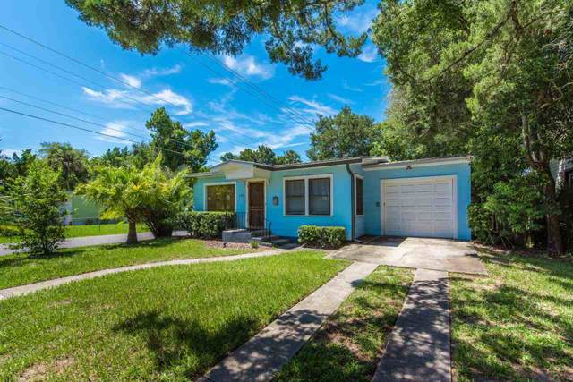 172 Martin Luther King Ave, St Augustine, FL 32084 (MLS #191802) :: Bridge City Real Estate Co.