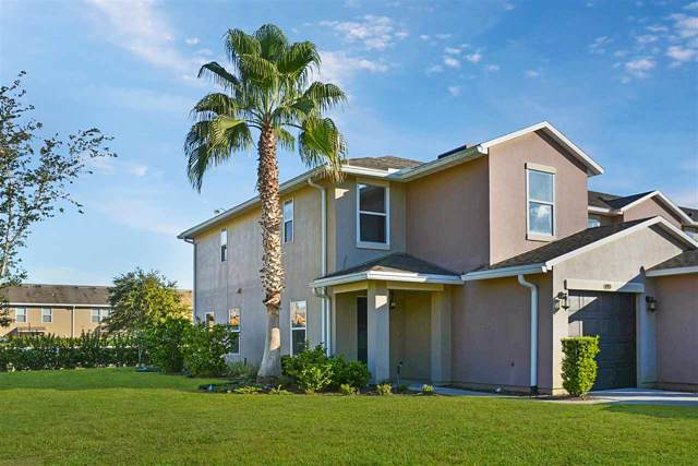 214 Michelangelo Pl, St Augustine, FL 32084 (MLS #191803) :: Memory Hopkins Real Estate