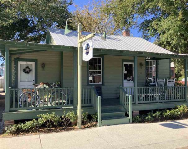 Downtown St Augustine Massage Studio, St Augustine, FL 32084 (MLS #191814) :: Noah Bailey Group