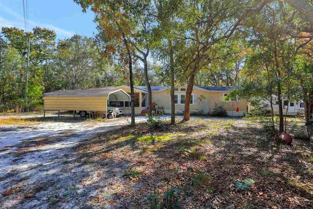 2300B Pacetti Rd, St Augustine, FL 32092 (MLS #191816) :: Tyree Tobler | RE/MAX Leading Edge