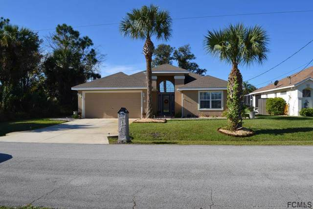 8 College Court, Palm Coast, FL 32137 (MLS #191822) :: The Haley Group