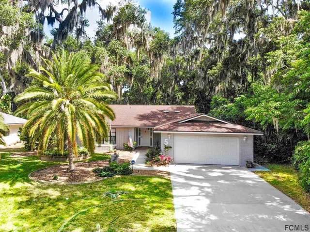 5 Fleetwood Drive, Palm Coast, FL 32137 (MLS #191823) :: The Haley Group