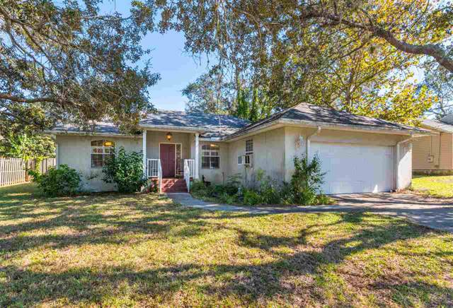 321 Gentian Rd, St Augustine, FL 32086 (MLS #191827) :: The Haley Group