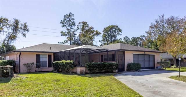 833 Rita Circle, St Augustine, FL 32086 (MLS #191837) :: Noah Bailey Group