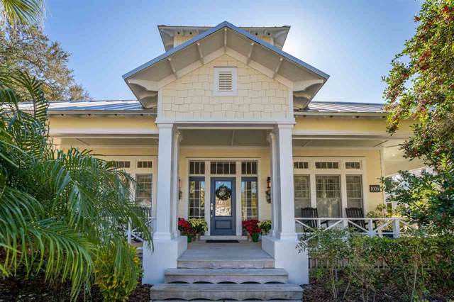 1009 Sea Forest Ln, St Augustine, FL 32080 (MLS #191848) :: Memory Hopkins Real Estate