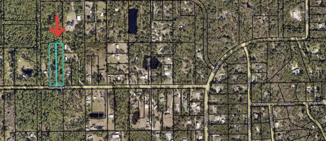 930-940 Oak Ridge Rd, St Augustine, FL 32086 (MLS #191853) :: 97Park