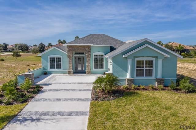 13 Eagle View Drive, Palm Coast, FL 32137 (MLS #191854) :: Noah Bailey Group