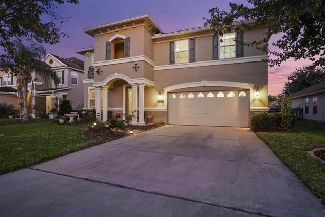 408 Talbot Bay Drive, St Augustine, FL 32086 (MLS #191886) :: 97Park