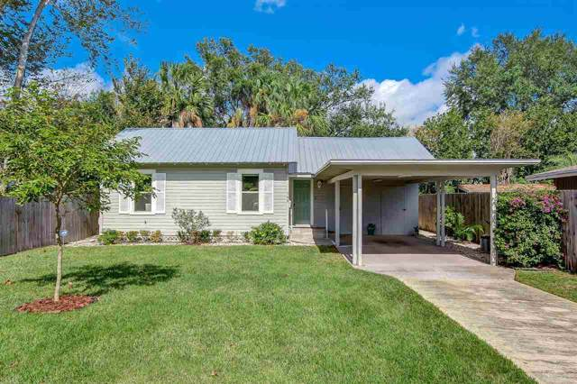 308 Arpieka Avenue, St Augustine, FL 32080 (MLS #191890) :: Memory Hopkins Real Estate