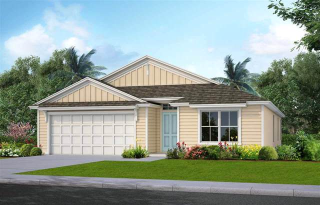 228 Chasewood Drive, St Augustine, FL 32095 (MLS #191895) :: Memory Hopkins Real Estate