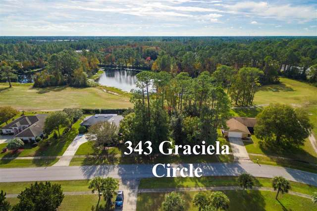343 Graciela Cir, St Augustine, FL 32086 (MLS #191944) :: Ancient City Real Estate
